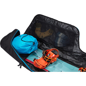 Thule RoundTrip Maleta con rueda para Snowboard 165cm, black